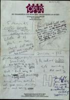 Notes by Brendan Duddy on the prisoners' demands