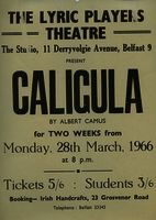 Caligula by Albert Camus | NUI Galway Digital Collections