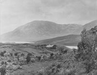 The Vale of Inagh and (Maam) Turk Range