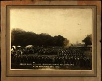 03 Photograph of Irish National Volunteers in Athenry