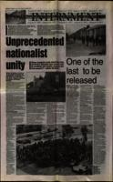 Press supplement from the 'Derry Journal'