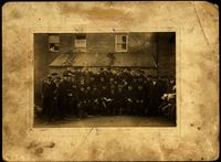 10 Photograph of the members of the RIC barracks at Athenry