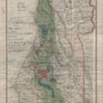 Map of Humboldt County, California