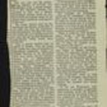 'Ulster: this could be the way out', press cutting from The Times