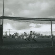Photograph of a hurling game in progress [Kilkenny]
