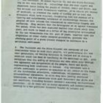Photocopies of the 'Joint Declaration' made by Prime Minister Major and Taoiseach Reynolds