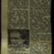 'SF signal decoded by Hume', press cutting