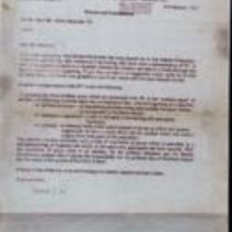 Telefax letter signed by Eberhard Spiecker, barrister/ notary, to Albert Reynolds TD