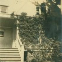 Photograph of the O'Shaughnessy family home at Mill Valley