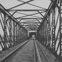 The Corrib Railway Bridge
