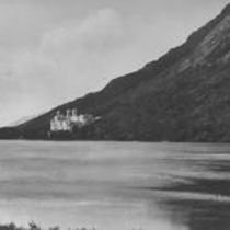 Kylemore Lake and Castle